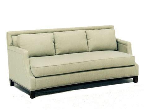 cushy sofa one cushion sofas