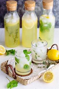 home made lemonade 3 easy lemonade recipes just one cookbook