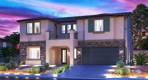 Lennar Homes Las Vegas by Aventine New Home Community Henderson Las Vegas