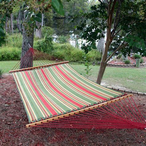 huge backyard hammock pawleys island trellis garden large quilted duracord