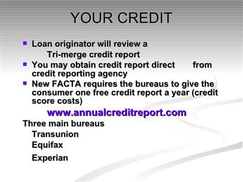 sle tri merge credit report website