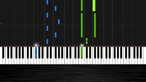 Piano Tutorial By Plutax | sia chandelier piano tutorial by plutax synthesia