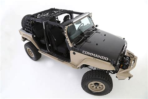 tactical jeep interior 2015 jeep wrangler unlimited commando tactical edition