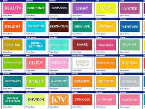 colors and meanings colours and their meanings on vimeo