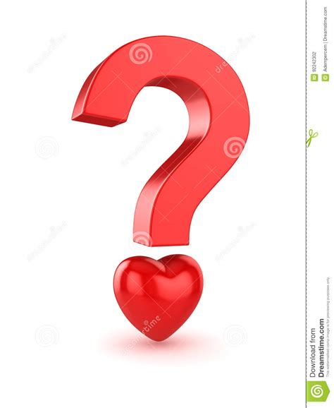 Or Question For Lover Question 2 Stock Photo Cartoondealer 24468996
