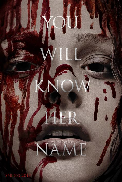 my bloody original trailer bloody teaser poster debut for moretz s new carrie