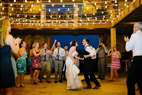Barn Wedding Bliss   McCarthy Tents & Events   Party and