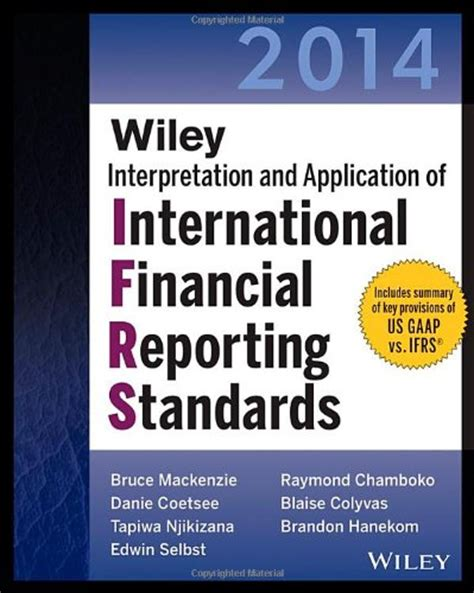 international financial reporting standards book biography of author danie coetsee booking appearances
