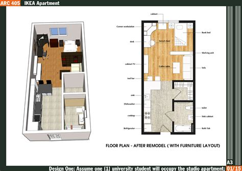 one bedroom apartment plans and designs stunning small apartment floor plans images