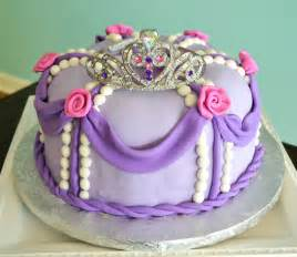 Disney s sofia the first birthday cake fit for a princess hand