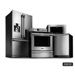 kitchen appliance combos frigidaire professional kitchen appliance package