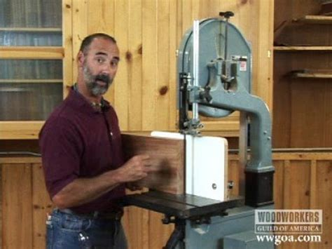 woodworking tips band  resawing youtube