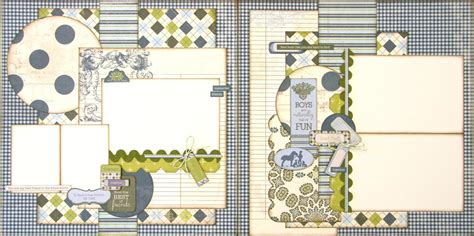layout for scrapbook pages 2 page scrapbook layout scrapbooking pinterest