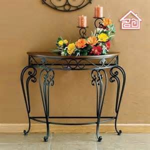 Wrought Iron Entry Table Product Out Of Stock