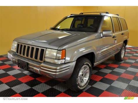 1998 bright platinum jeep grand limited 4x4 44805516 photo 2 gtcarlot car