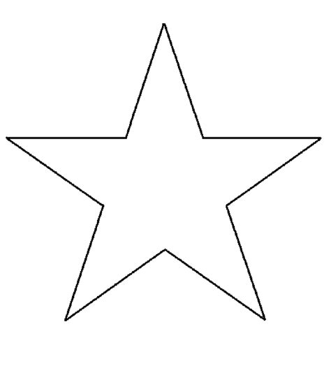 10 inch star stencil pictures to pin on pinterest pinsdaddy