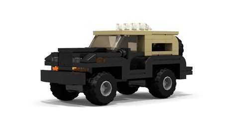 Jeep Wrangler Lego by Lego Jeep Wrangler 4x4 Car