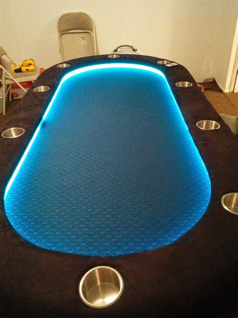 diy gaming table john brodie diy poker table