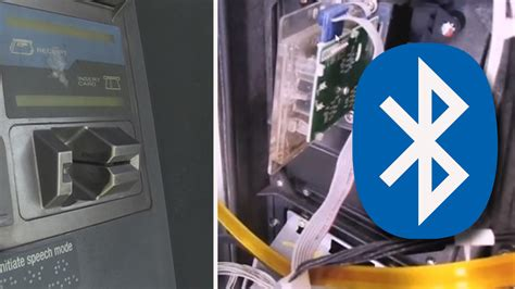 bluetooth atm skimmer your phone s bluetooth can locate illegal skimmer devices