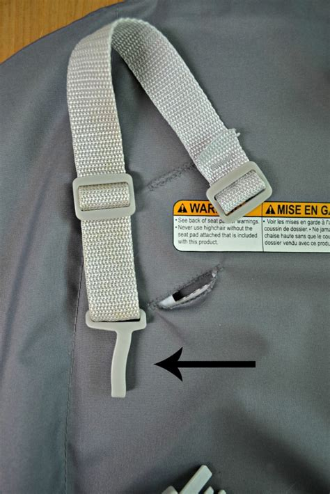 How To Clean High Chair Straps by How To Clean A Graco Slim Spaces High Chair