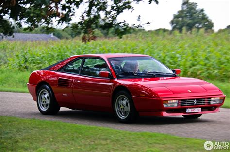 Ferrari Mondial T ferrari mondial t 16 august 2014 autogespot