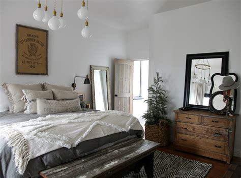 bedrooms com modern farmhouse bedroom simple christmas jeanne oliver