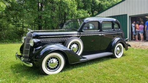 1936 Dodge Sedan by 1936 Dodge Brothers D2 Touring Sedan Restored