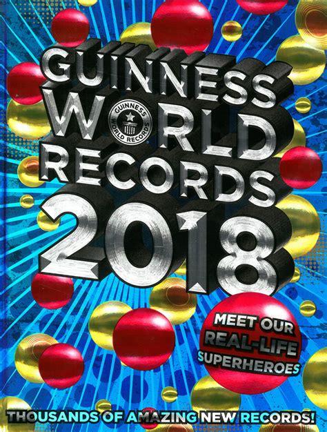 guinness world records 2018 edition books guinness world records 2018 bargate bookshop