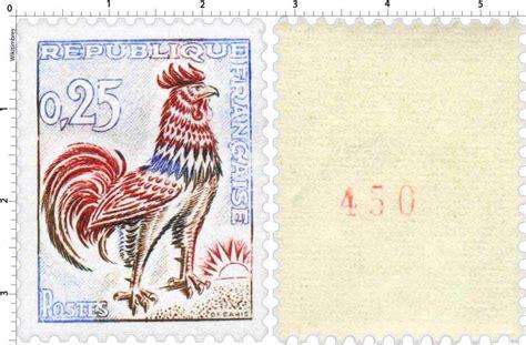 le meilleur timbre de produit timbre sans l 233 gende particuli 232 re coq de decaris wikitimbres