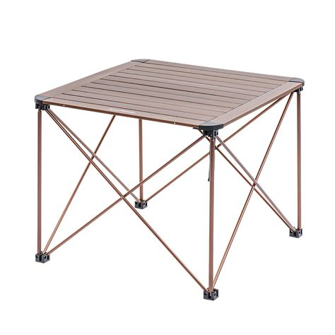 Portable Folding Tables by Portable Aluminum Folding Table L Naturehike