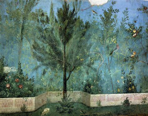 giardino di livia il giardino dipinto di livia a palazzo massimo