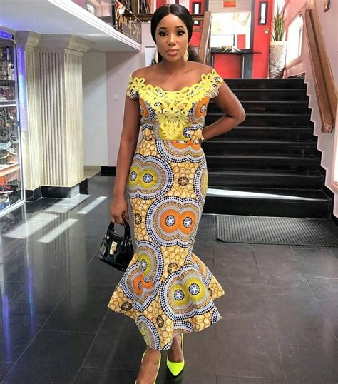 bella naija asheobi for african ankara african fashion nigerian fashion formal ankara african