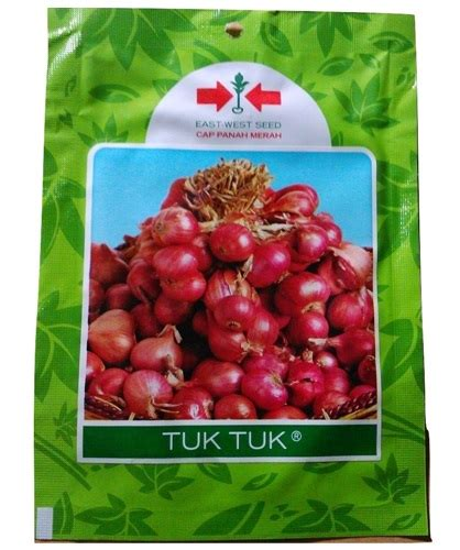 Benih Bawang Merah Cap Panah Merah benih bawang merah tuk tuk 10 gram panah merah