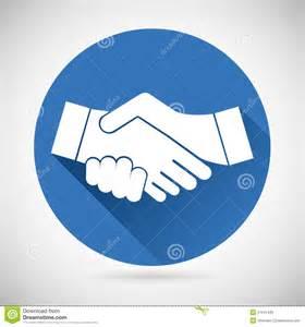 Business Partnership Agreement Template partnership symbol handshake icon template stock vector
