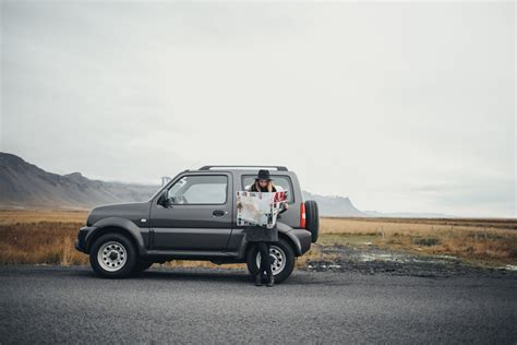 suzuki jimny  automatic    car rental guide