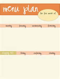 meal planner free template meal planning template free download live craft eat free printable weekly meal planner strawberry mommycakes