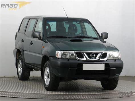 nissan terrano 2004 prodej nissan terrano 3 0 di terenn 237 vozidlo suv rok