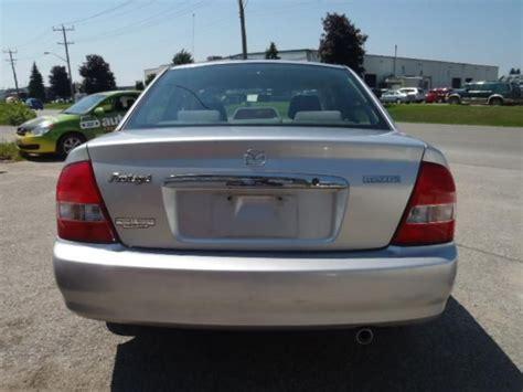 mazda protege 2002 price 2002 mazda protege es barrie ontario used car for sale
