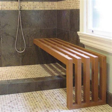 Bathroom Benches 25 Best Ideas About Bathroom Bench On Hallway