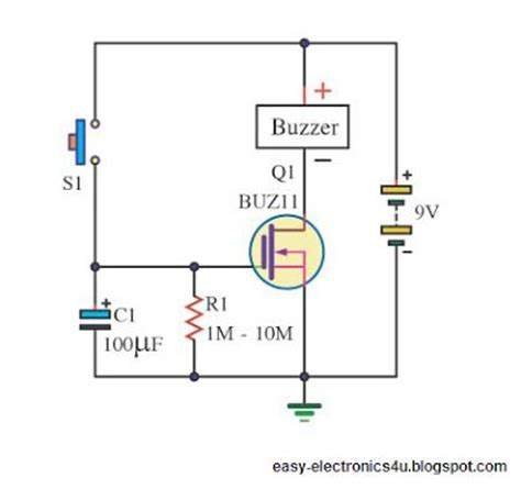switched capacitor converter state model generator simple dc timer using mosfet on after delay easy electronics