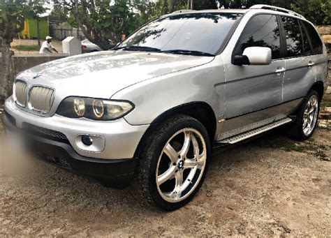 bmw x5 2005 for sale 2005 bmw x5 for sale in st catherine for 1 490 000
