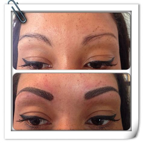 tattoo eyebrows sheffield 12 best semi permanent makeup by donna sheffield images on