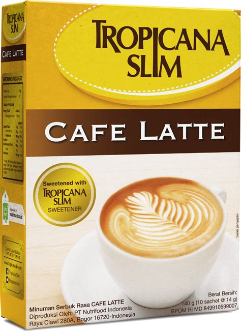 Tropicana Slim Cafe Latte 5 Boxes by Spek Harga Tropicana Slim Caffe Latte Terbaru Cek Ulasan