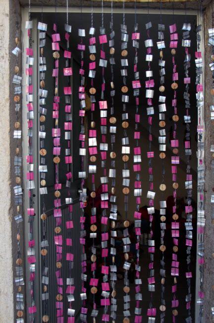 tende perline plastica come ti riciclo le bottiglie di plastica tende e