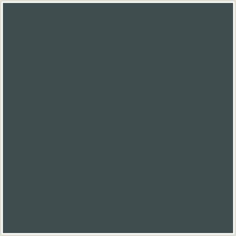 spruce color 3f4d4f hex color rgb 63 77 79 light blue limed spruce