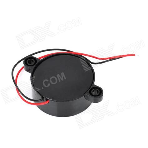 Active Buzzer 24v shd4216 active piezo electronic alarm buzzer black 6