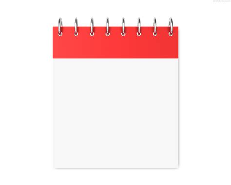 a calendar in pages blank calendar page