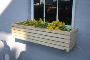 12 gorgeous diy window box planters
