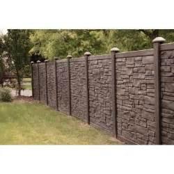 fence mesmerizing home depot fence panels design