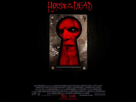 house of dead house of the dead